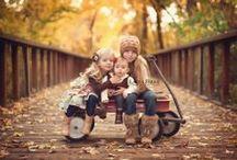 Posing - Siblings/Children / by Lori Fortini