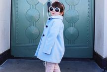 fashion / girls / style for baby and little girls