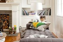 inspiring interiors | living room