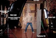 Photography - Lighting / by Lori Fortini
