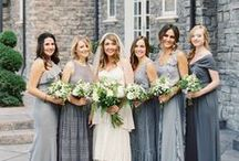 Bridesmaid Dresses / All types of bridesmaid dresses / by Trendy Bride