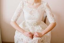 Vintage Dress Ideas / vintage wedding dress ideas / by Trendy Bride