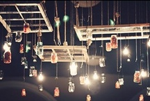 Wedding Lighting Ideas / fabulous lighting / by Trendy Bride