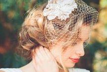 Wedding Headpieces / by Trendy Bride