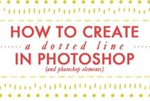 Photoshop Stuff / by Lori Fortini
