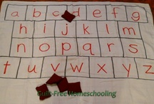 Spelling/Vocabulary/Letters / by Jennifer Leonhard