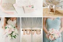 Wedding Inspiration Boards / by Trendy Bride