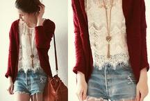 My kinda style <3 / by Tay Bayy
