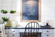 Farmhouse Office Ideas