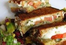 Sammies and Wraps / by Suzanne Holmes Avilio