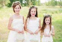 Flower Girl Dress Ideas / by Trendy Bride