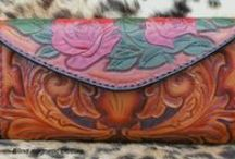 Leather accessories@acrossleather.com / Handmade, hand tooled designs Across Leather accessories and more.