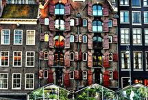 Around the city / by Madalina Pica