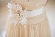 Wedding Dress Accessories / by Trendy Bride