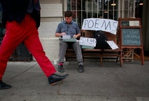Poetry Posts  / Poetry-related articles, blog posts, and feature stories.  / by Poetry Foundation