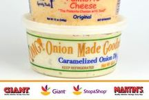 On Sale / Sales for Palmetto Cheese and OMG! Dip
