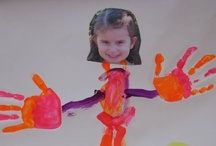 Early Learning-Art & Craft Projects / by D