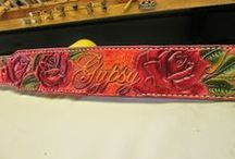 Animal Jewelry / Custom tooled leather dog collars. Collars that compliment both you your pet. Be part of your design today!