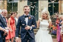 Wedding Moments / All the emotional moments of the wedding day. / by Trendy Bride