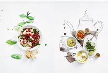 Pretty Food Styling