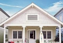 inspiring exteriors | coastal cottages