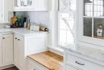 Kitchen Remodel Ideas / This is the year of the great kitchen remodel in our home. It's hard to narrow down the must-have's, but check out the direction we are headed for our largest home remodel to date!