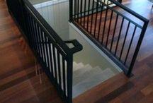 interior railing / by Cara M