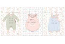 Stasia's Personalised Prints / The perfect gift for your newborn or a loved one.
