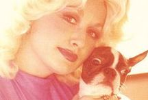 Pug & Boston Been Verified / Rollin' with Celebs, Royals, Models n such     / by Destiny Bones