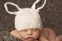 Hats for Babies / knitted baby hats, fedoras for babies, beanie hats for babies~trendy baby clothing
