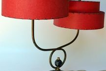 Vintage Mid Century Modern Lighting / Original vintage mid century lighting that I love to collect, curate and sell.