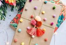 Gift Packaging / Clever ways to package gifts. Great DIY ideas!