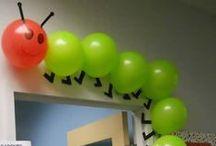 The very hungry caterpillar * School