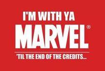 Marvel / Keep calm and Love Marvel