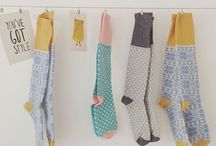 Slipper Socks / by Stasia England