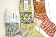 Socks / by Stasia England