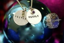 Christmas Ideas for Moms 2015 / Personalized jewelry for mom.  Mom necklaces, personalized charm bracelets, mothers rings and more.  We offer luxurious personalized jewelry for mommies with style!