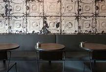 Vegan Restaurant Upcycled Interior Design