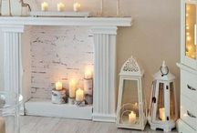 Fireplace / by Stasia England
