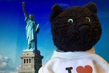 Les voyages de Félix * Amérique