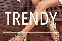 Trendy | Carmen Steffens / Peças Carmen Steffens de acordo com as tendências de moda.