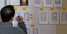 Design Thinking + UX / Design Thinking, UX, Customer Journey, user flow, Stakeholder Interviewing