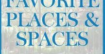 Favorite Places & Spaces / Vacation places, get-away ideas, favorite places to visit in the South.