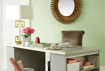 For the Office / Inspiration for the perfect office. / by Dana-Beth Farris