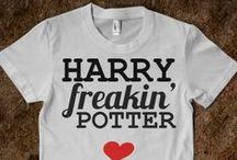 Harry Potter Love / by Madison Hulsey
