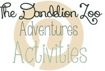 Adventures: Travel Activities / by Zookeeper