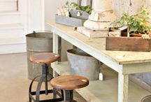 Store Staging Inspiration / by Farm Fresh Vintage Finds