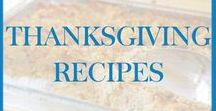 Thanksgiving Recipes / Food to make your Thanksgiving Day party memorable. Check out the Thanksgiving recipes from southern style casseroles to veggie side dishes and even a few healthy Thanksgiving recipes.