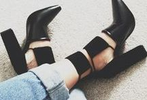 """Fashion Inspiration: Shoes  / My name is Tamara and I'm a shoe-a-holic. This board is dedicated to beautiful and interesting shoes. Some of these I'd love to own and some I just look at and think """"wow."""" / by tamara rasberry"""