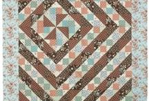 Free Quilt Patterns and Free Quilt Block Patterns / http://www.quiltersnewsletter.com/free-quilt-patterns